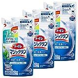 【まとめ買い】トイレマジックリン トイレ用洗剤 消臭・洗浄スプレー ミントの香り 詰替用 330ml×3個