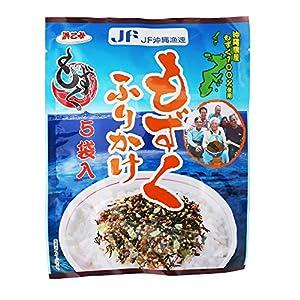 JF沖縄漁連 もずくふりかけ 5食分入×20袋