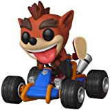 FUNKO POP! Rides: Crash Team Racing - Crash Bandicoot