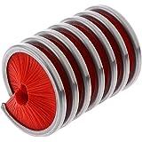 ロープブラシ ロープクリーナー コードクリーニング装置 直径8-13MMロープに適用 ポータブル