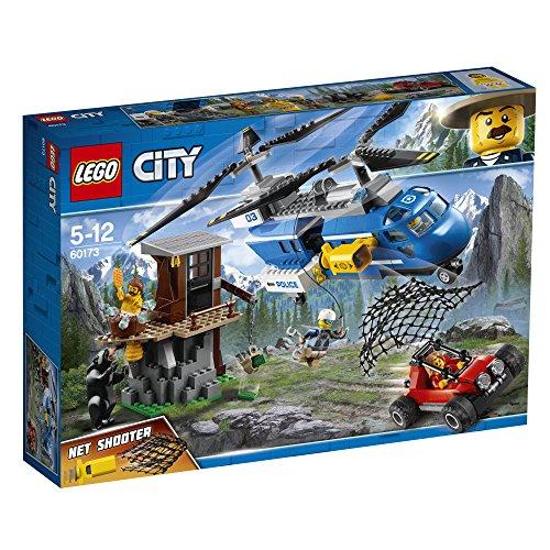 レゴ(LEGO) シティ 山の逮捕劇 60173