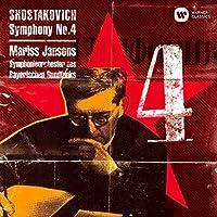 Shostakovich: Symphony No. 4 by Mariss Jansons (2015-06-24)