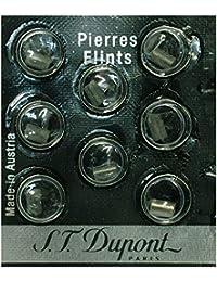S.T.Dupont デュポン フリント ライター石 8個入 グレー