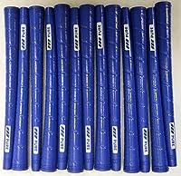 13Pure p2ラップゴルフグリップ–Midsize–ブルー