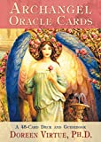 Archangel Oracle Cards: a 45-Card Deck and Guidebook 画像