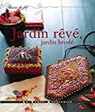 LTA <Jardin reve> 手芸図案集-フランス語