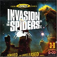 Invasion of the Spiders: Remixed & Unreleased