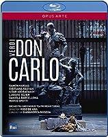 ヴェルディ:歌劇《ドン・カルロ》[Blu-ray Disc]