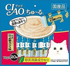 CIAOちゅーる かつお かつお節ミックス味 14g×20本入