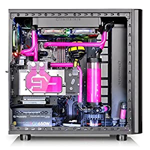 Thermaltake VIEW 31 TG RGB ミドルタワーPCケース CS6814 CA-1H8-00M1WN-01