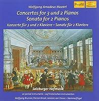 Concerto for 2 & 3 Pianos