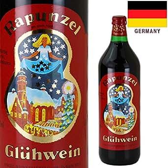 【お酒】 ラプンツェル グリューワイン 赤 1000ml [Rapunzel Gluhwein]【季節限定品】