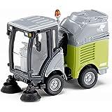 Siku 2936 Sweeper - 1:50 Scale,Vehicle,Green/Grey