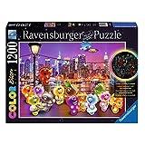 Gelini Pier Party. Puzzle 1200 Teile: Color Starline