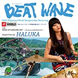 WAKE UP SUNSHINE DAY -The Theme of Miyoshi City-♪HALUKAのCDジャケット