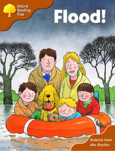 Oxford Reading Tree: Stage 8: More Storybooks: Flood!の詳細を見る