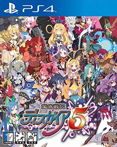 魔界戦記ディスガイア5(通常版) PlayStation 4