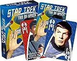 Aquarius Star Trek SpockのTao Playingカード
