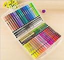 カラーペン 水性カラーペン 水性ペン 洗たくでキレイ 48色 子供向け設計