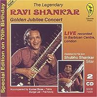 Legendary Ravi Shankar-Golden Jubilee Concert Live