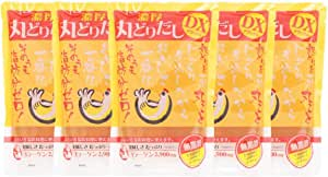 日本スープ 丸どりだし デラックス (250g×60袋) 脂肪分ゼロ ダシ汁 ガラスープ 離乳食 介護食 鶏ガラ