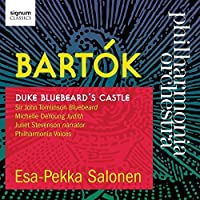 Bartok: Bluebeard's Castle by Sir John Tomlinson (2014-04-29)