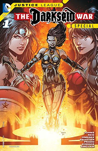 Download Justice League: The Darkseid War Special (2016) #1 (English Edition) B01AIWH1CO