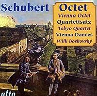 SCHUBERT: OCTET QUARTETTSATZ VIENNA
