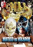 CMLL/オフィシャルDVD第4弾! 『ミスティコ(カリスティコ) vs ボラドール』