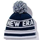 カラー:ネイビー グレー ホワイト スノーホワイト New Era ニューエラ キッズニットキャップ ポンポンニット ニューエラ ネイビー グレー ホワイト スノーホワイト 11322167