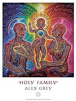 アレックス・グレー–Holy Family–ポスター 18 x 24 in.