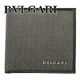 BVLGARI ブルガリ BVLGARI 財布 二つ折り財布 メンズ ウィークエンド WEEKEND ブラック 32581