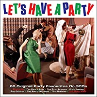 Let's Have A Party [3CD Box Set] by Various Artists