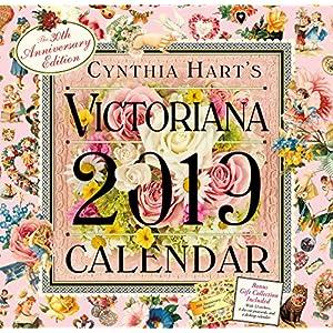 Cynthia Hart's Victoriana 2019 Calendar
