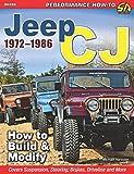 自動車洋書「JEEP CJ 1972-1986: How to Build & Modify」