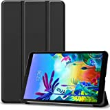 Procase Lg G Pad 5 10.1 Fhd Case, Slim Light Smart Cover Trifold Stand Hard Shell Folio Case For 10.1 Inch Lg G Pad 5 2019 -B