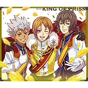 【Amazon.co.jp限定】劇場版KING OF PRISM -PRIDE the HERO-Song&Soundtrack(メーカー特典:ジャケットイラスト畜光ステッカー)(オリジナル缶バッジセット付)
