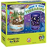 Creativity for Kids Grow n Glow Terrarium Science Craft Kit