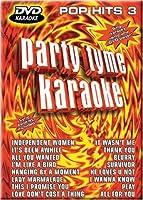 Party Tyme Karaoke: Pop Hits 3 [DVD] [Import]