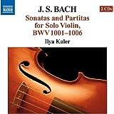 Six Sonatas & Partitas for Solo Violin Bwv 1001