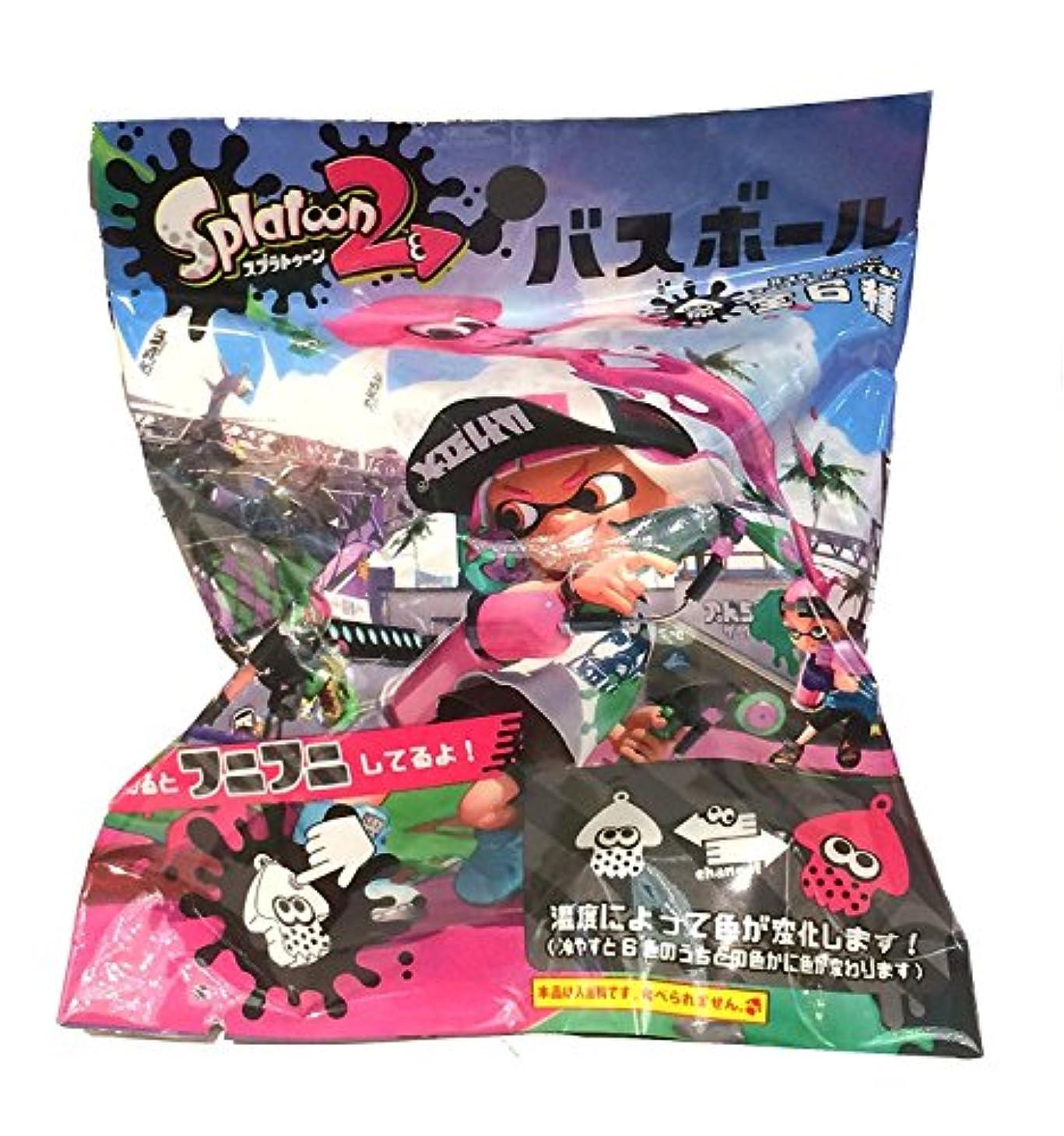 サスティーン負蜜Splatoon2 バスボール SPT-461 BOX