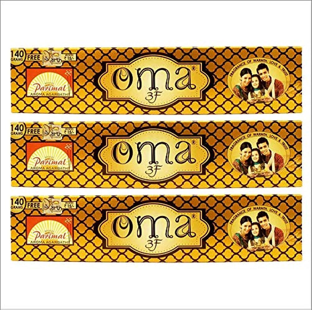 笑マサッチョ計画的Parimal OMA 3F Incense Sticks