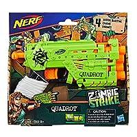 NERF Zombie Strike Quadrot ナーフゾンビストライククワッドロート [並行輸入品]