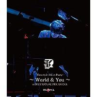 Freestyle Piano Party〜 World & You〜 at SAITAMA SUPER ARENA…