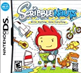 Scribblenauts (輸入版) DS Warner Bros 883929085613
