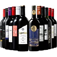 マイワインクラブ 金賞受賞 入り 世界の 赤ワイン 楽しく 飲み比べ 12本 セット