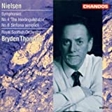 Nielsen;Symphony No. 4 the