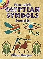Fun with Egyptian Symbols Stencils (Dover Stencils) by Ellen Harper(2003-12-10)