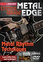 Metal Edge Extreme Guitar Metal Rhythm Techniques DVD