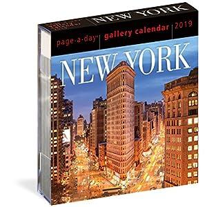 New York Gallery 2019 Calendar